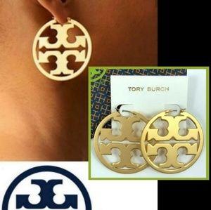 Firm! New! Tory Burch Miller Earrings!